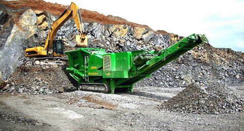 Дробильно сортировочный комплекс в Алатырь горно шахтное оборудование в Артёмовский